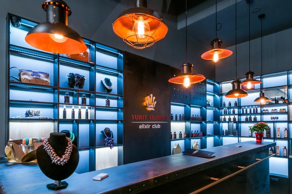 Открытие салона красоты Elixir Club YURIY TSAROV