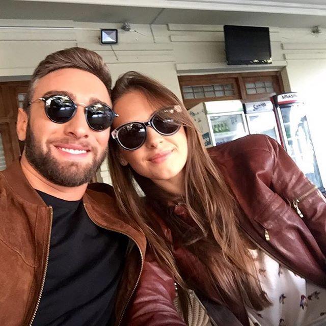 Алена Лесык поделилась впечатлениями от романтических каникул с Иракли Макацария в Грузии
