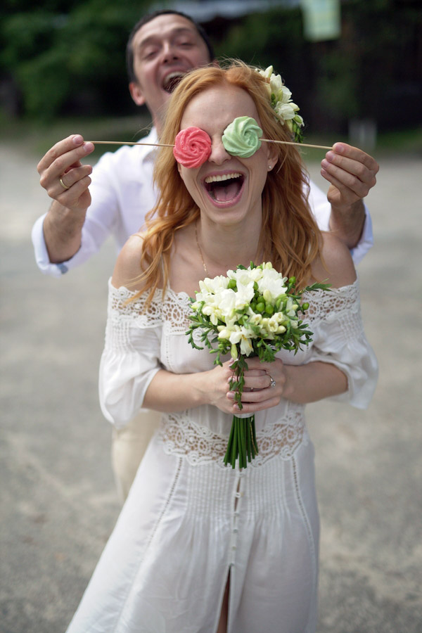 Участница дуэта Анна-Мария вышла замуж
