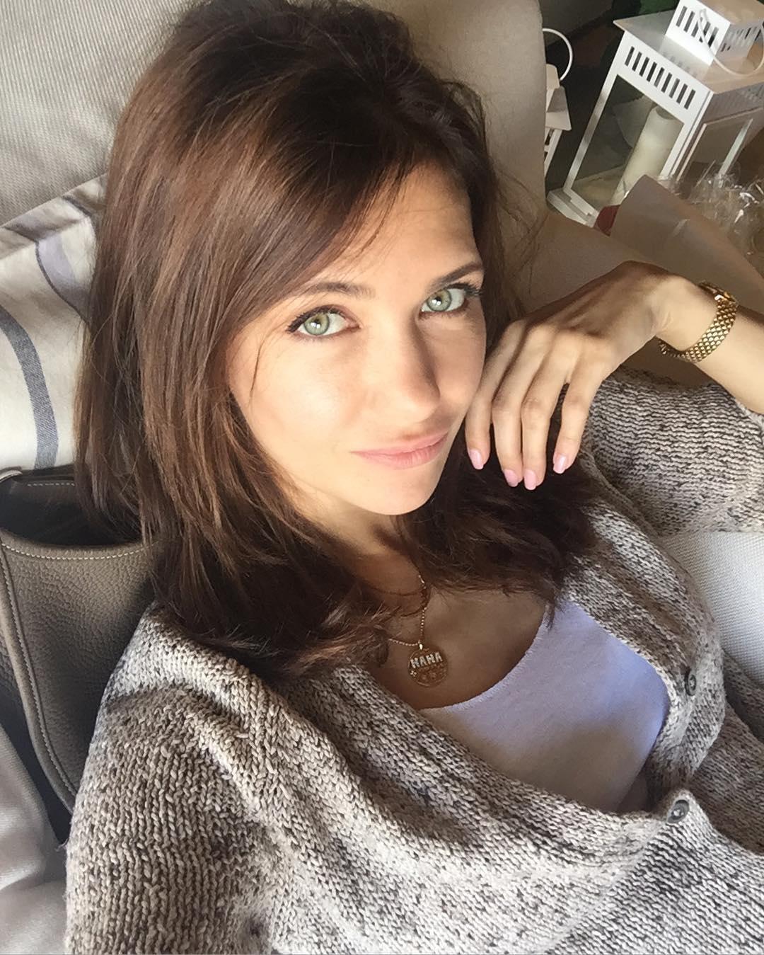 38-летняя Екатерина Климова продемонстрировала идеальную фигуру