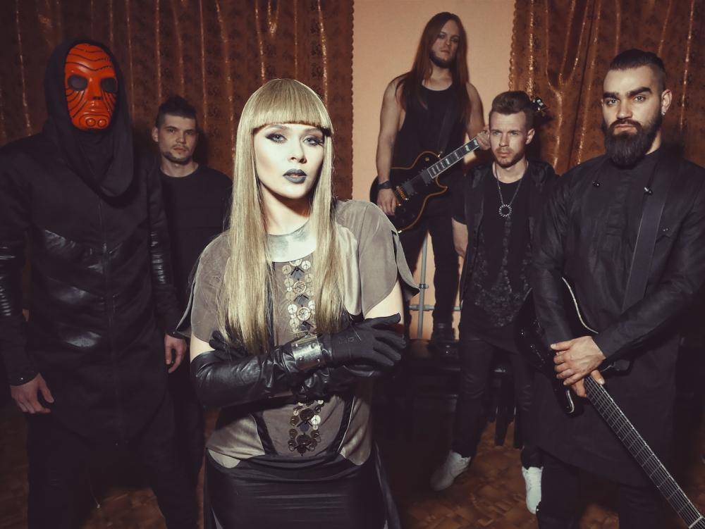 Группа The Hardkiss представила новый трек в стиле рок