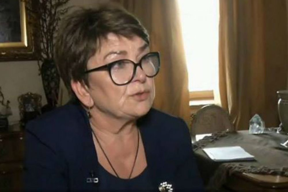 Мама Жанны Фриске