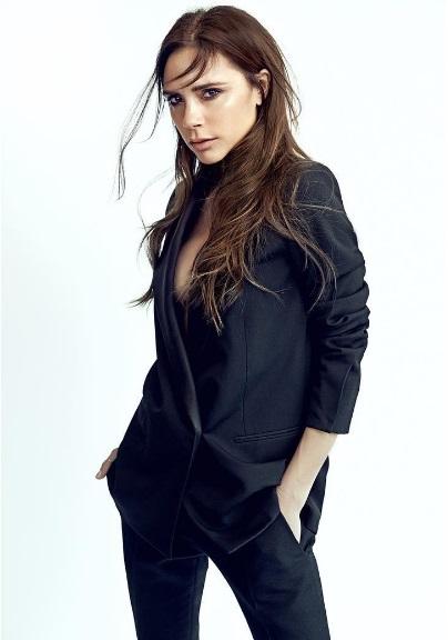 Виктория Бекхэм снялась в изысканной фотосессии для корейского Vogue