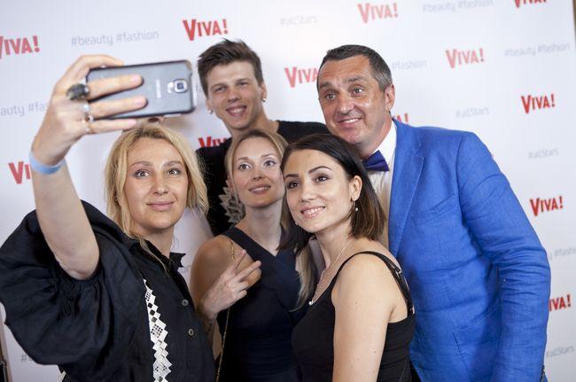 Звездные чтения Viva!