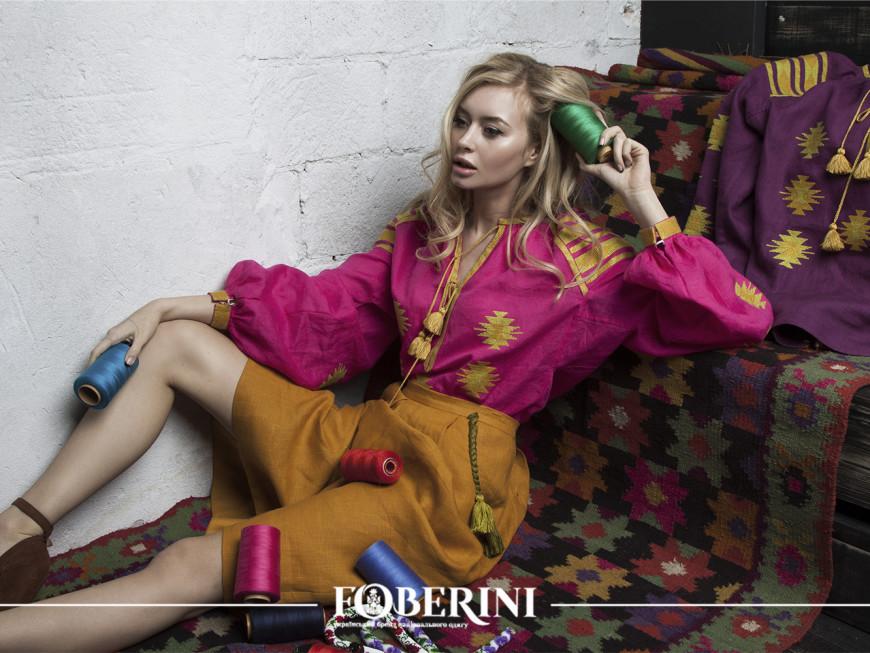 Вышиванки Foberini