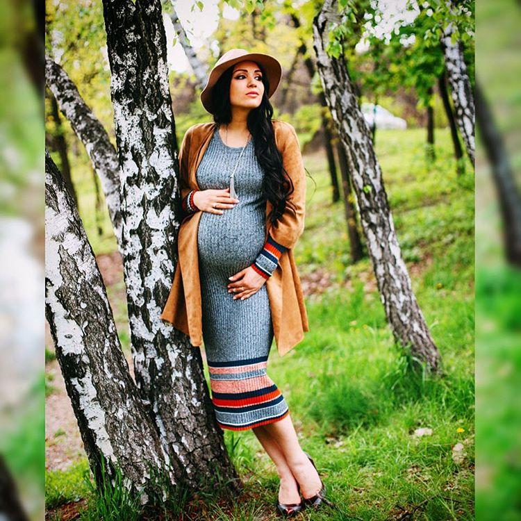 Ангелина Завальская назвала второго ребенка необычным именем