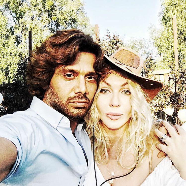 Ирины Билык публикует романтические селфи со своим мужем