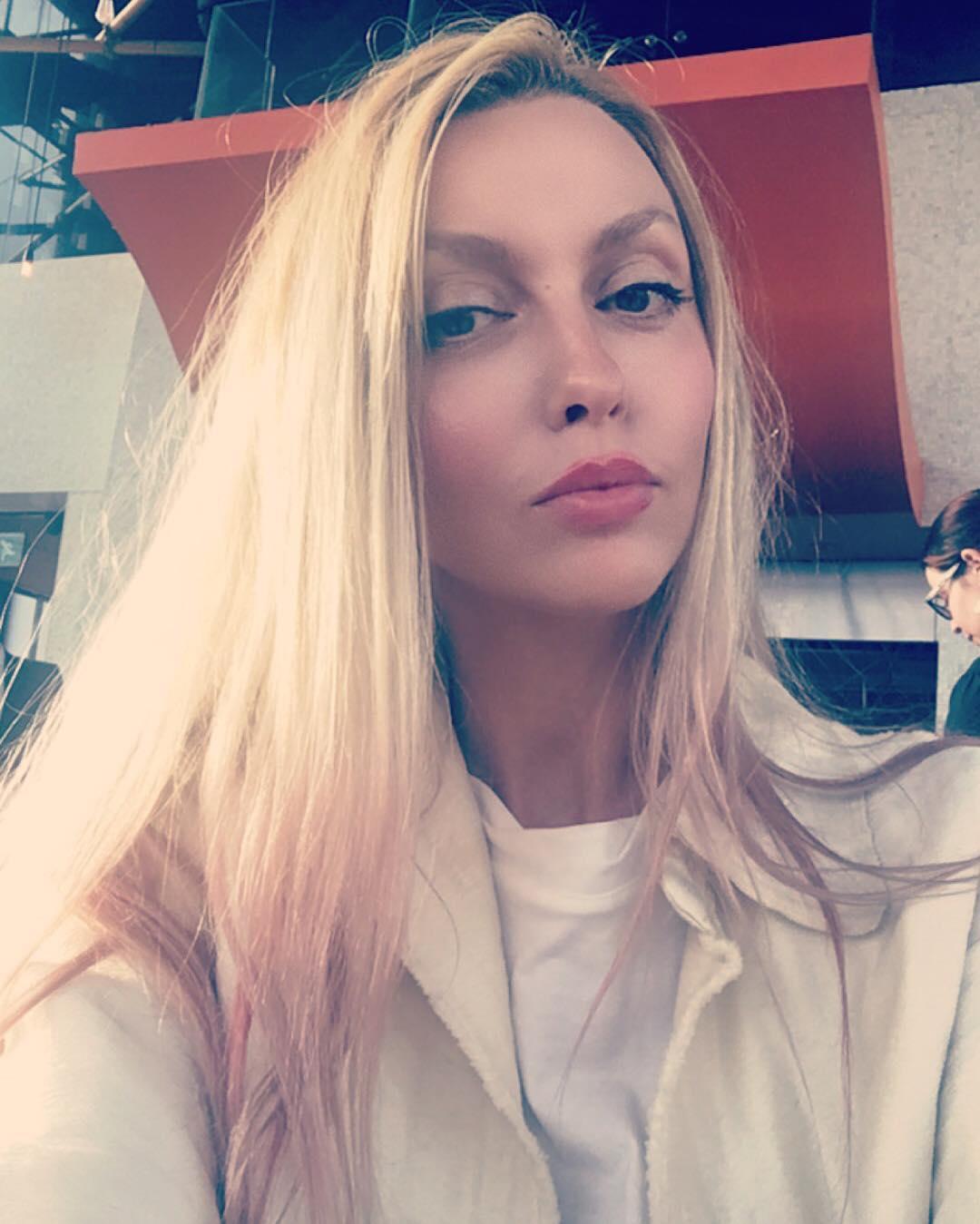 Оля Полякова фото 2016