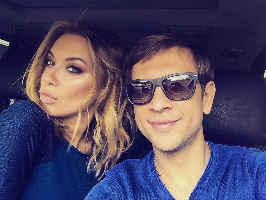 Жена Дмитрия Ступки поделилась романтическими фотографиями с мужем