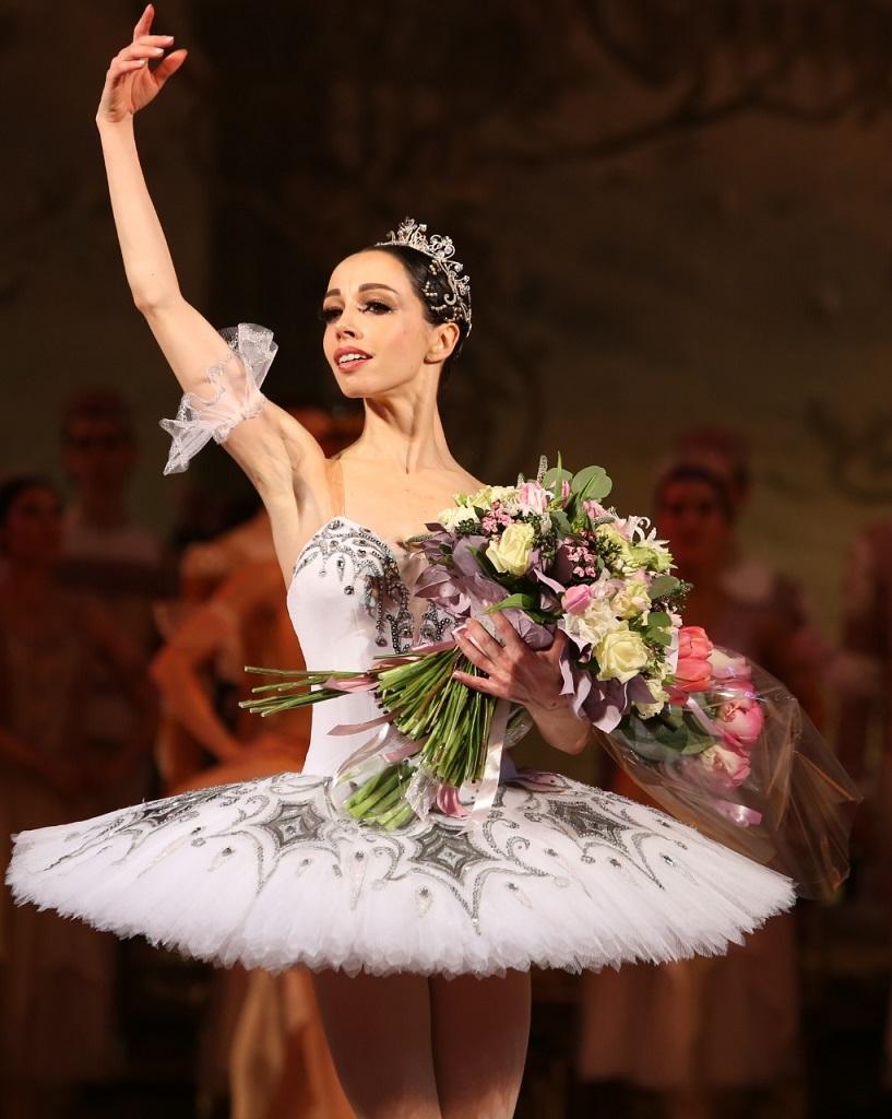 Украинскую Приму балета Екатерину Кухар пригласили в Париж