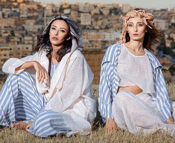 Украинские дизайнеры представят свои коллекции в Иордании