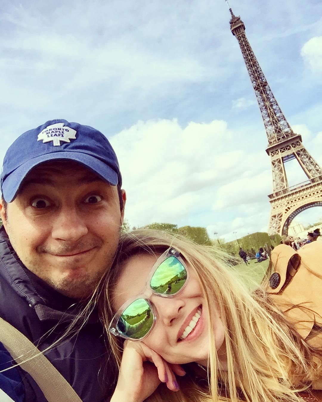 Дмитрий Танкович с женой