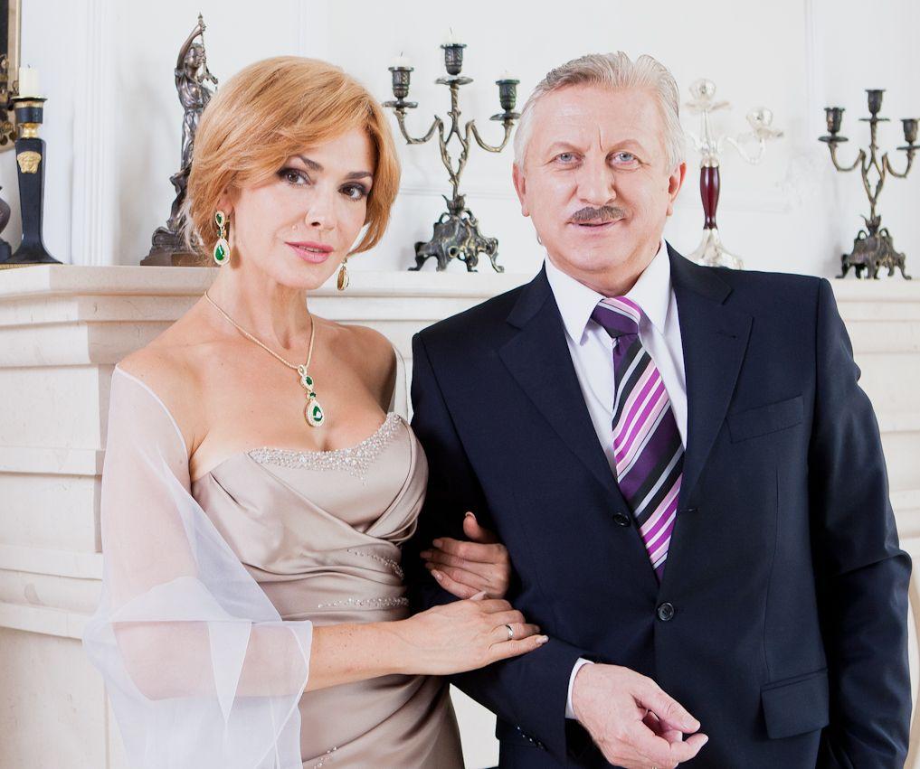 Ольга Сумская и Владимир Горянский