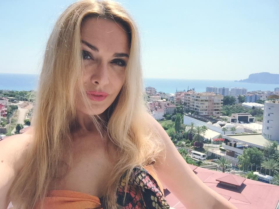 Ольга Сумская показала свою красавицу-дочь