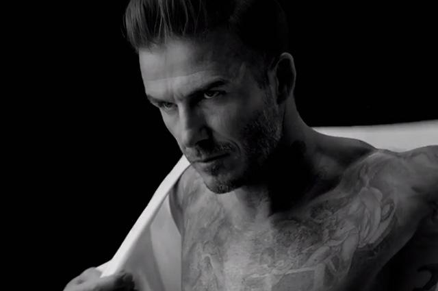 Дэвид Бекхэм о своих татуировках: «История жизни – на моей коже»