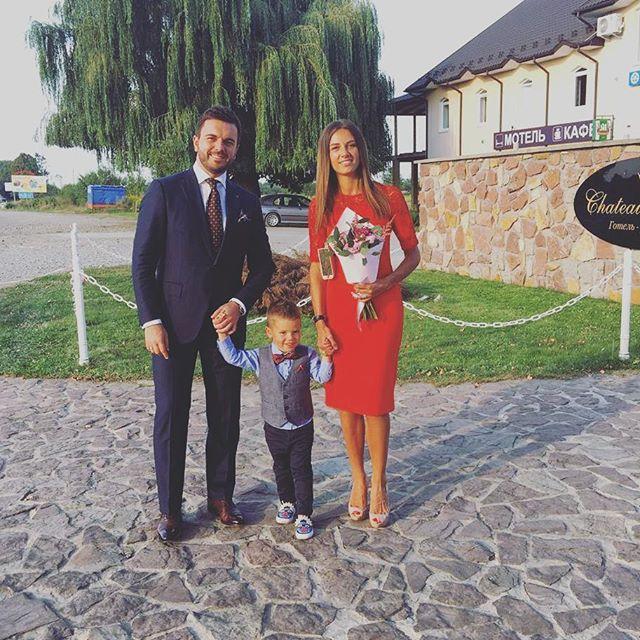 Григорий Решетник отправился на семейный отдых во Львов