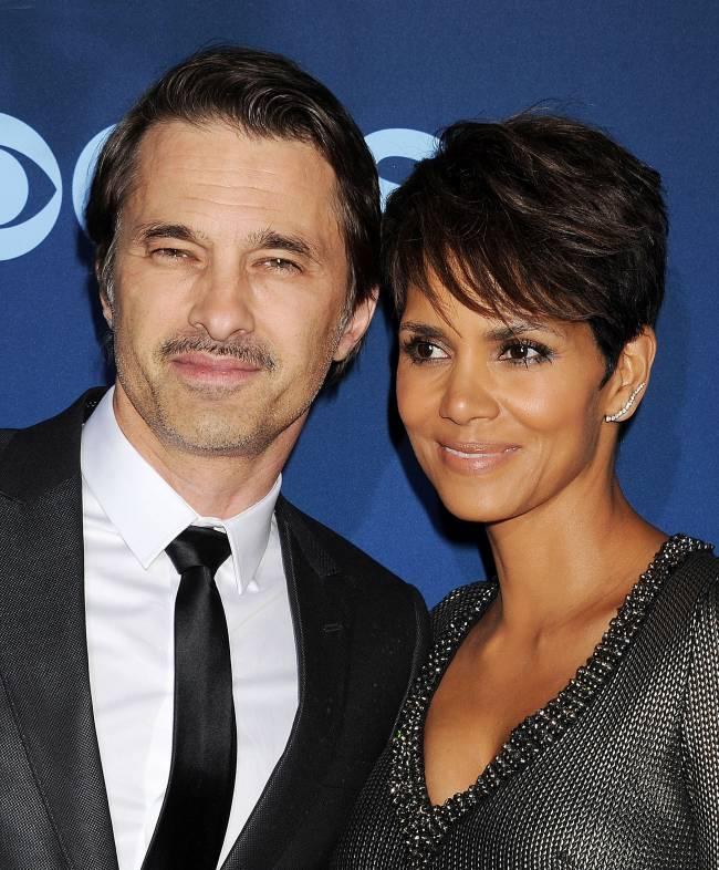 Развода не будет: Холли Берри и Оливье Мартинес приостановили бракоразводный процесс