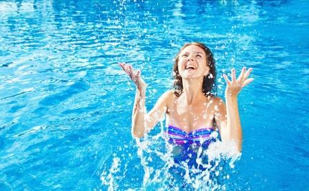 Как плавать и похудеть