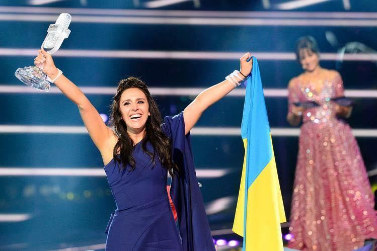 Джамала на Евровидении 2016 фото