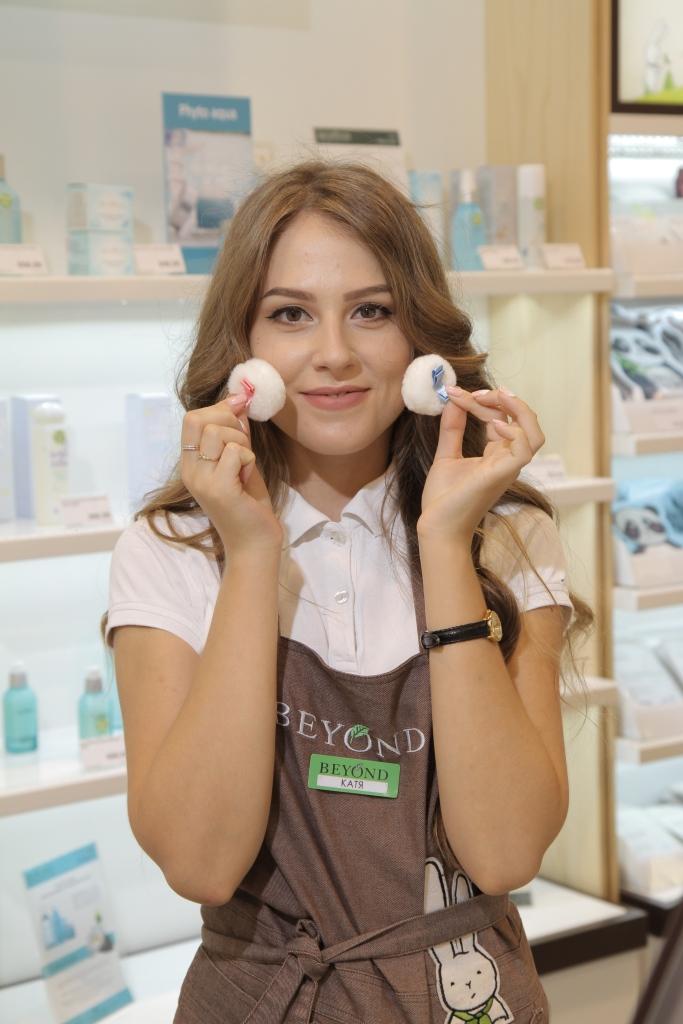Южнокорейский бренд Beyond подарил украинкам незабываем День Красоты