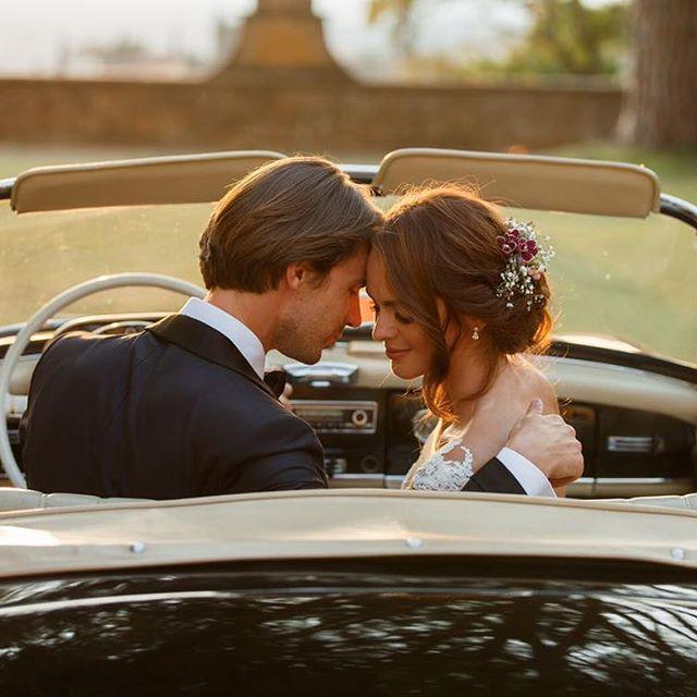 Мисс Украина Вселенная 2011 Олеся Стефанко устроила пышную свадьбу в Италии