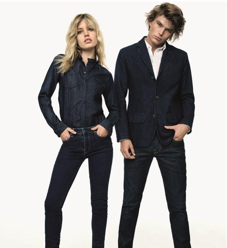 концептуальная коллекция Pepe Jeans London