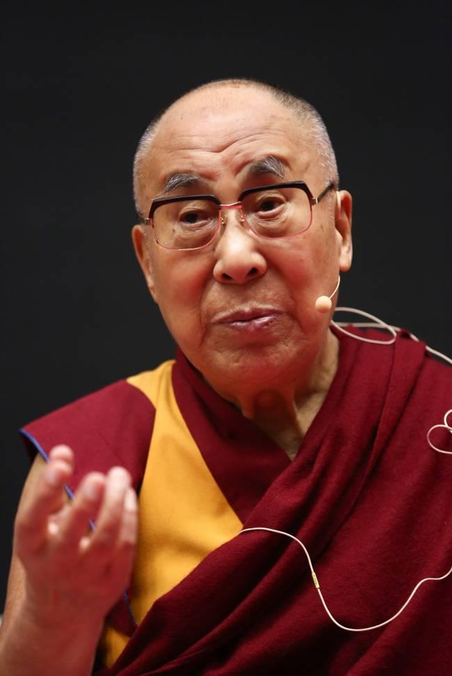 Далай Лама о разводе Джоли и Питта: «Детской психике развод родителей наносит вред»