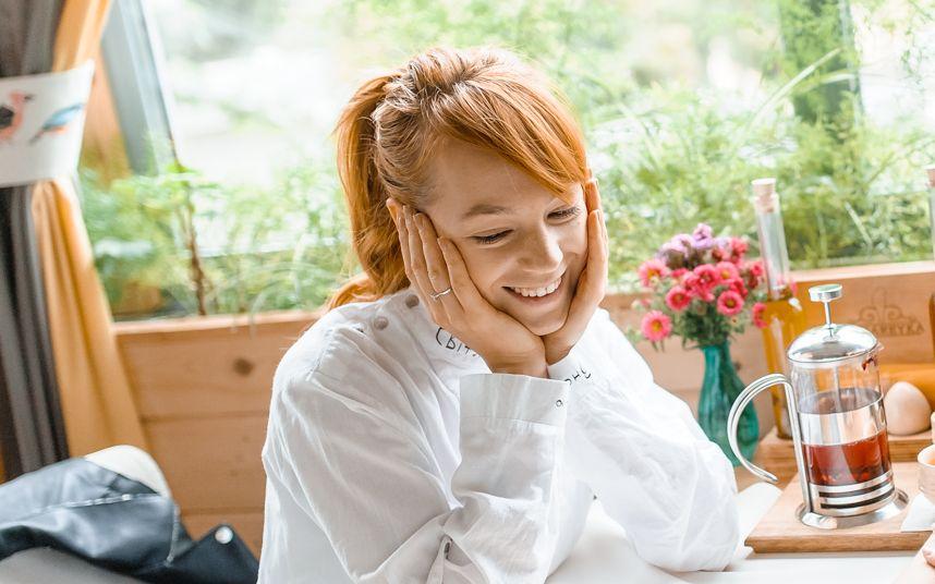 Светлана Тарабарова поделилась подробностями своей свадьбы