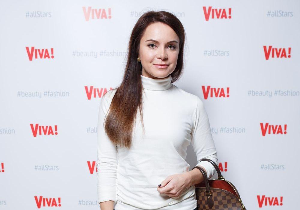Лилия Подкопаева на звездных чтениях Viva!