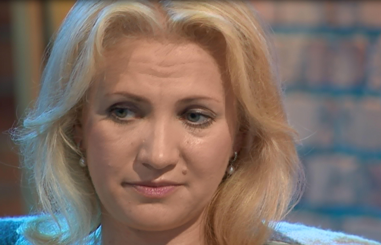 Кристина Гусина