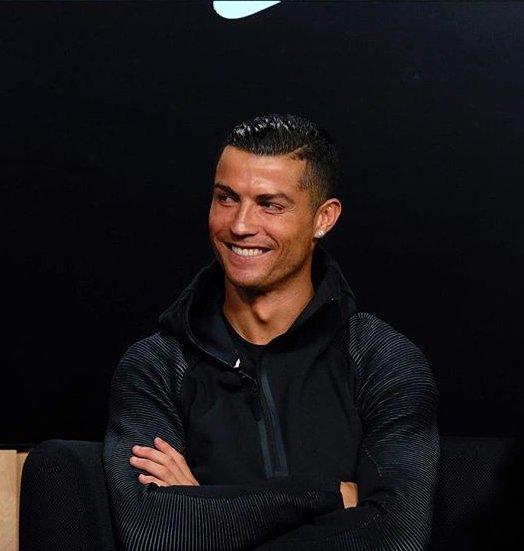 Криштиану Роналду подписал пожизненный контракт с Nike