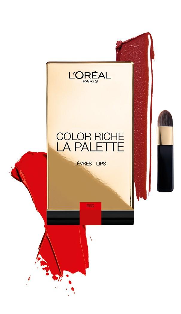 Палитра Color Riche от LOreal Paris