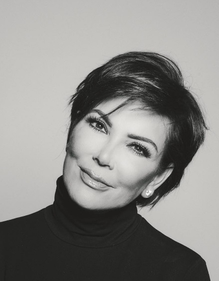 Мама Ким Кардашьян украсила обложку модного глянца