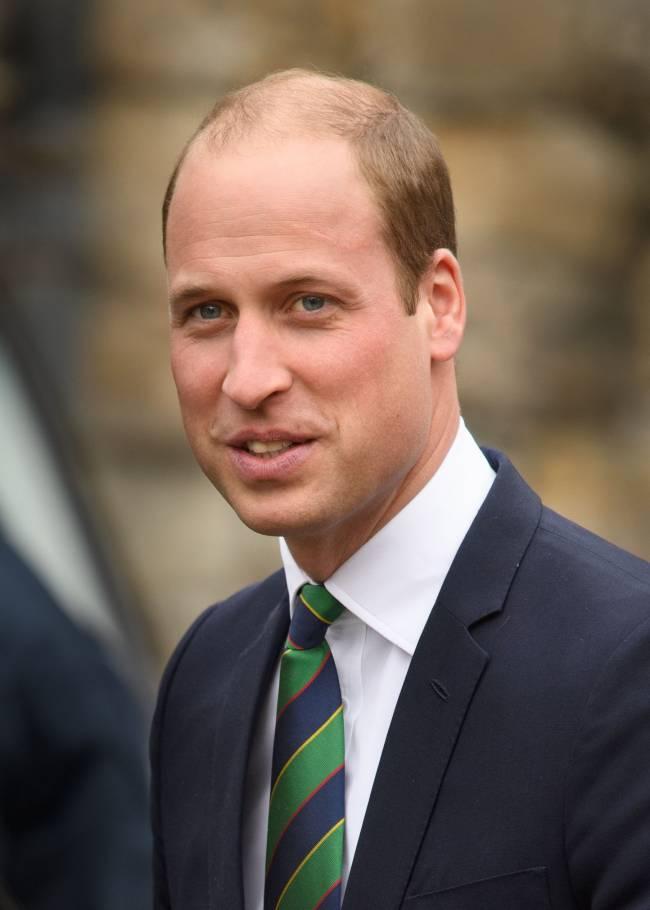 Принц Уильям прокомментировал роман принца Гарри с Меган Маркл
