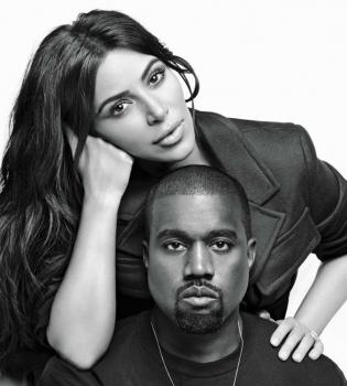 Заботливая жена: Ким Кардашьян ночует у постели Канье Уэста в больнице