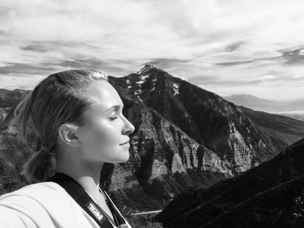 Путешествуем вместе: Хайден Панеттьери опубликовала фото с Владимиром Кличко