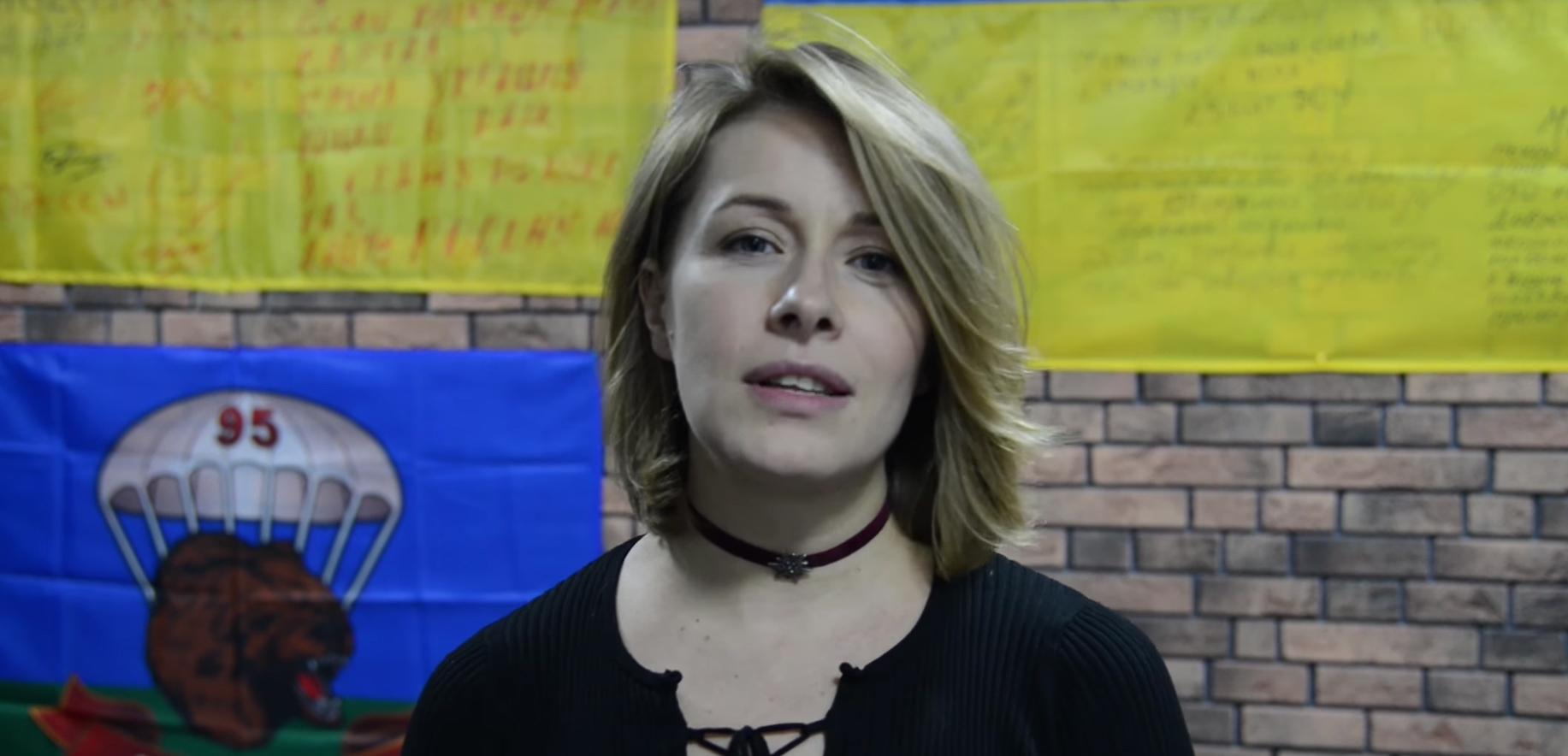 Елена Кравец и актеры Квартала 95 обратились к военным