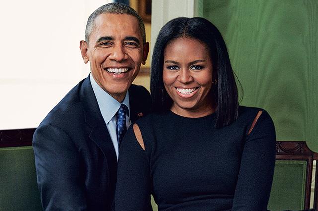 Последние дни президентства: Мишель и Барак Обама снялись в фотосессии для People