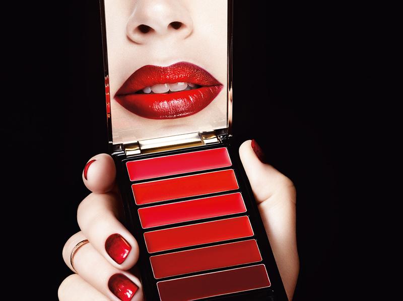 Со всей страстью: новогодний макияж от L'Oreal Paris