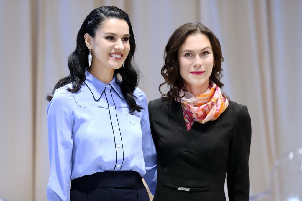 Маша Ефросинина стала лицом Avon True
