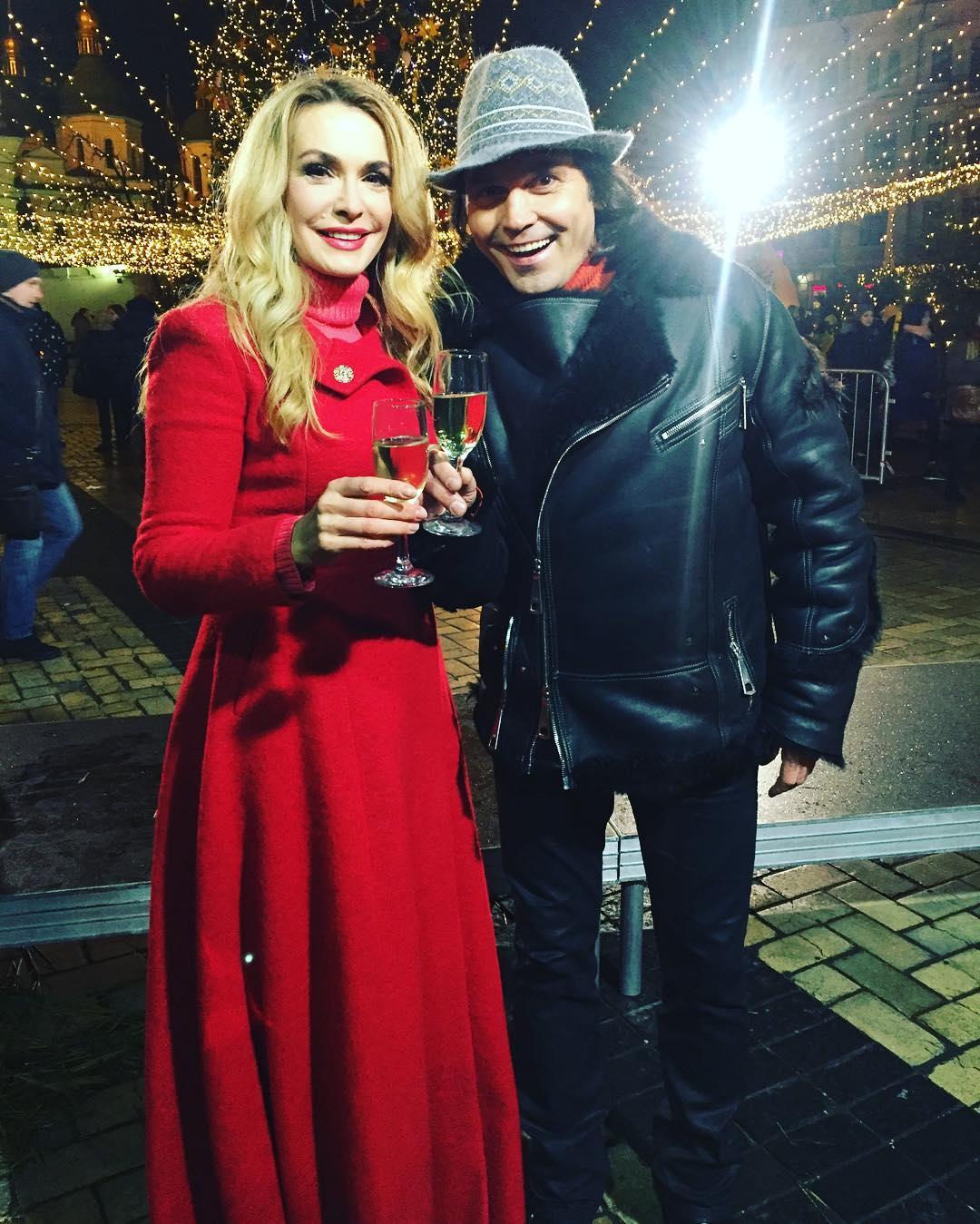 Ольга Сумская отдохнула с семьей в Яремче