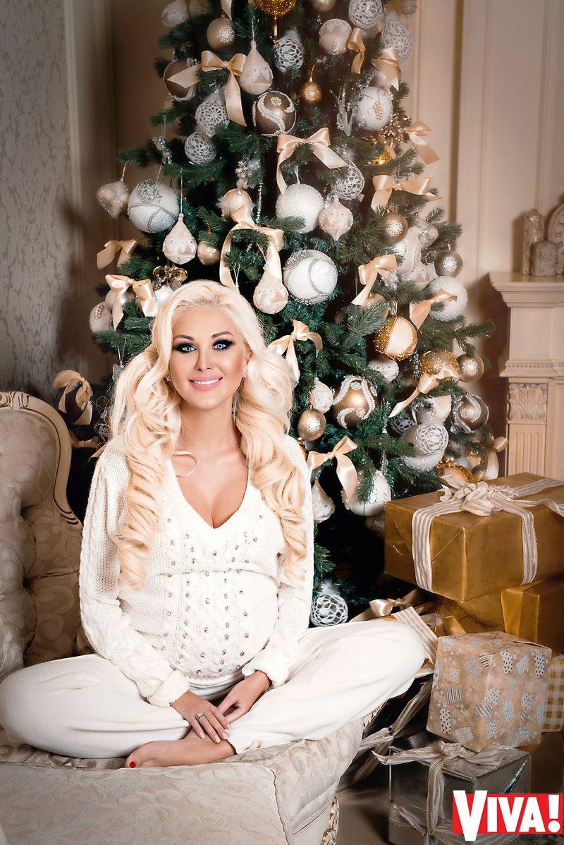 Катя Бужинская беременная