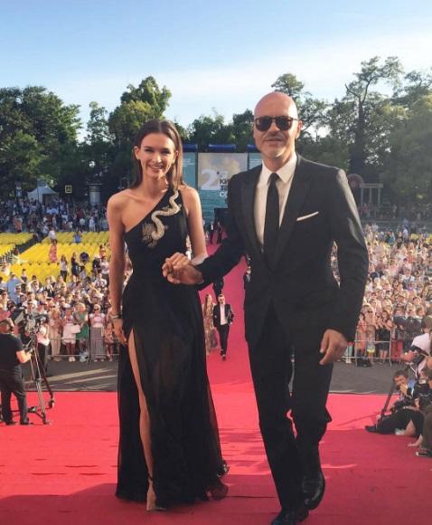 Федор Бондарчук женится на своей новой возлюбленной уже в июне