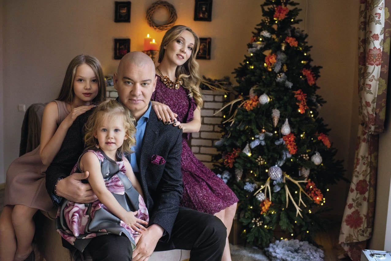 кошевой семьей фото с евгений