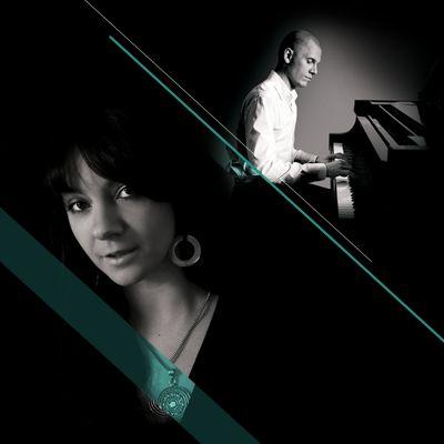 любимые песни в джазовой обработке от Павла Игнатьева и Катико Пурцеладзе