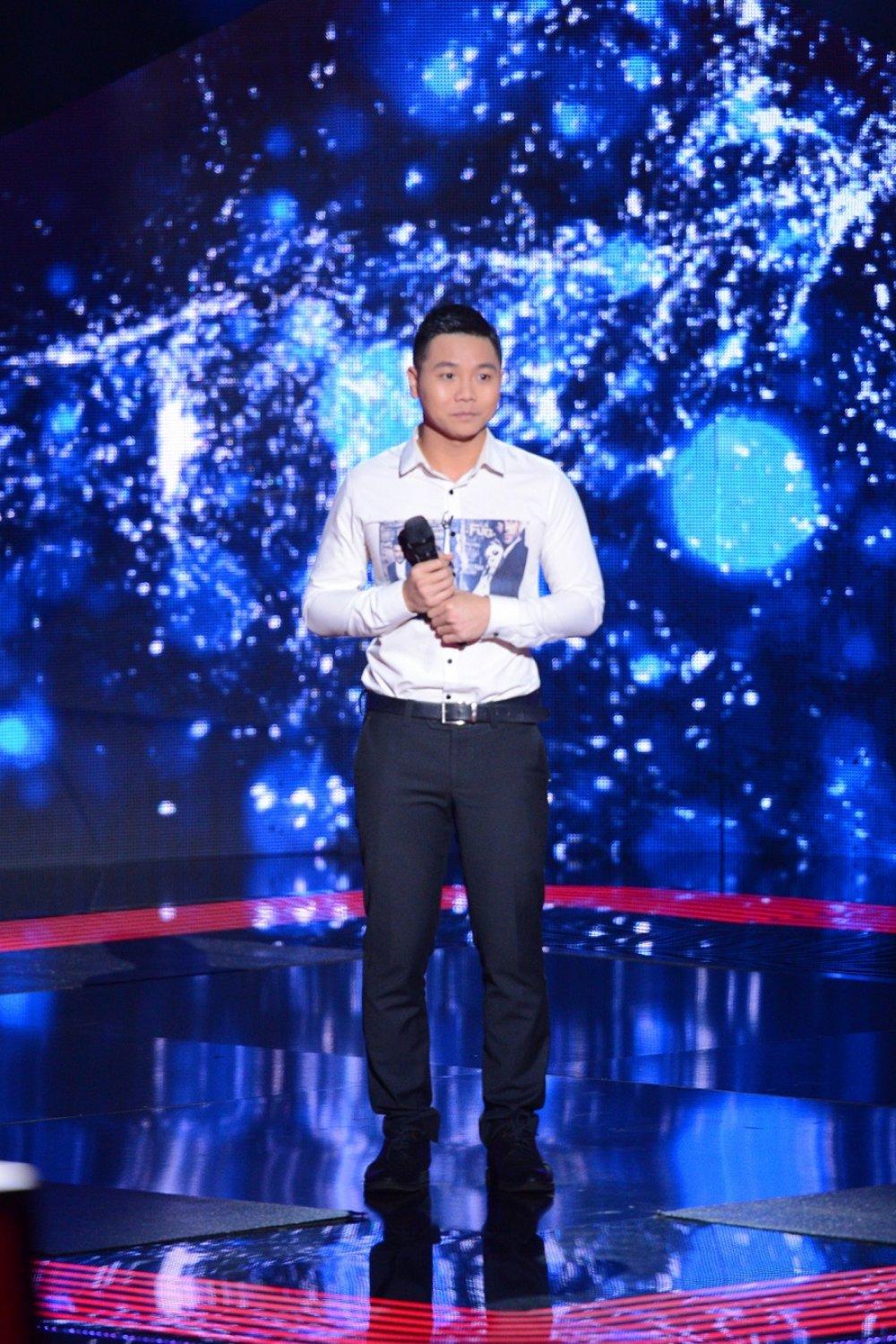Участник Голосу країни-7 с Вьетнама заставил судей аплодировать ему стоя