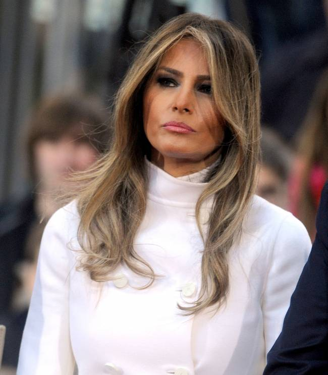 Вот это новость: Мелания Трамп отказалась жить в Белом доме