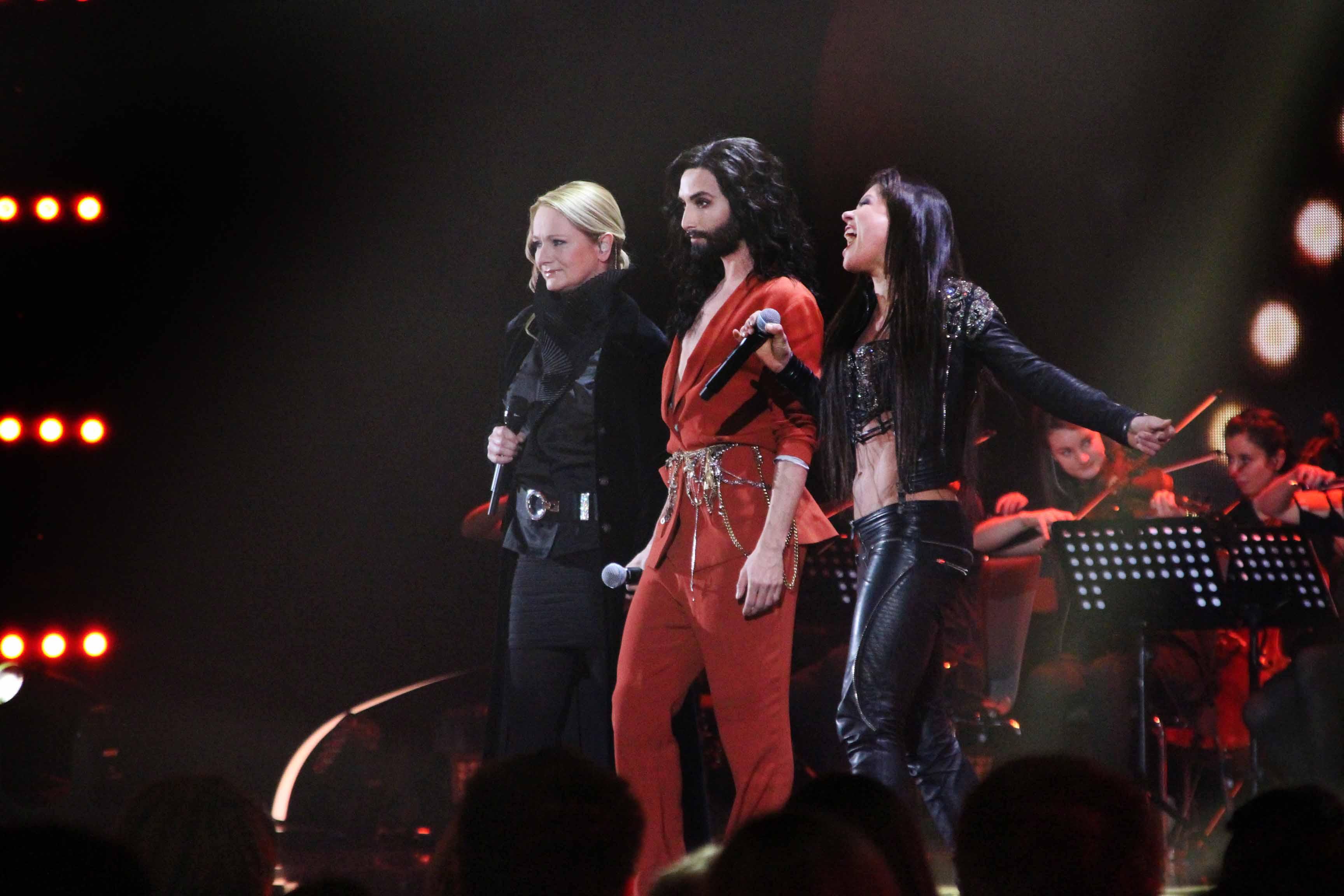 Руслана в Германии на Евровидении
