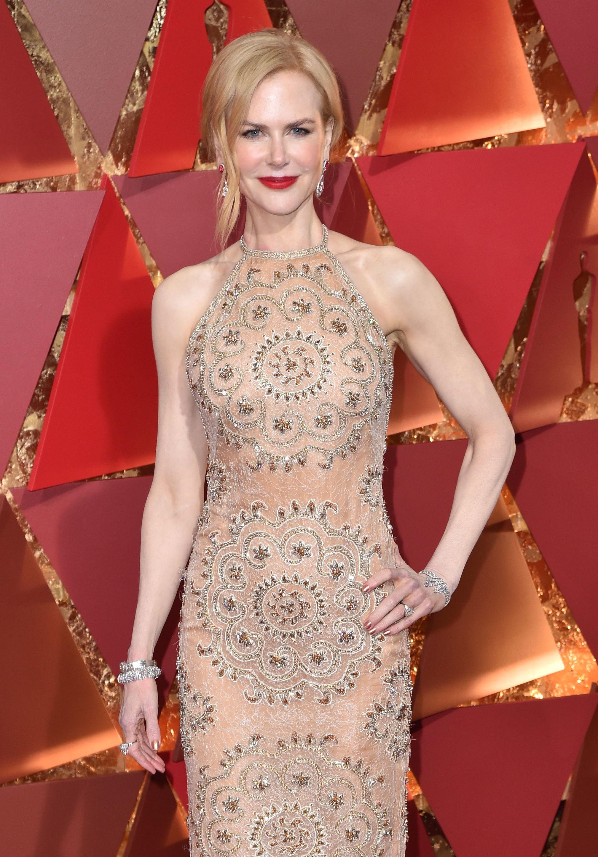 Николь Кидман на Оскаре