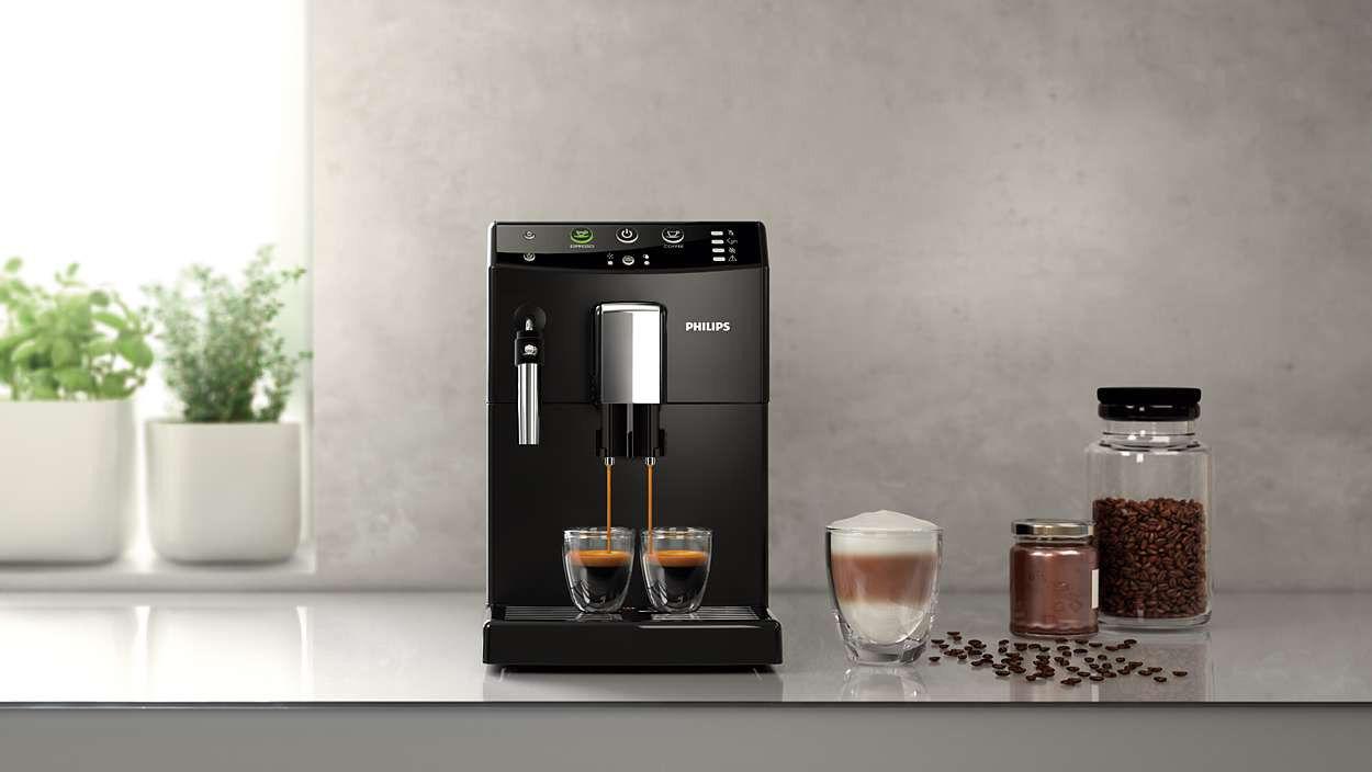Виды кофемашин